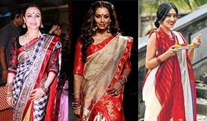 How To Style Yourself For Durga Puja