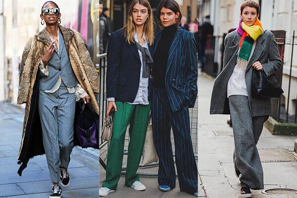 Fashion week fall 2018 street style 49