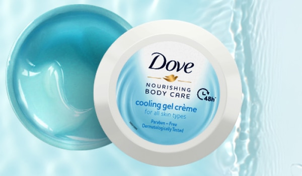Here's why Dove's newly launched Cooling Gel Crème is our holy grail this summer