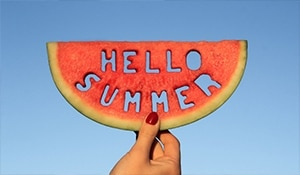 Summer superfoods for gorgeous and glowing skin