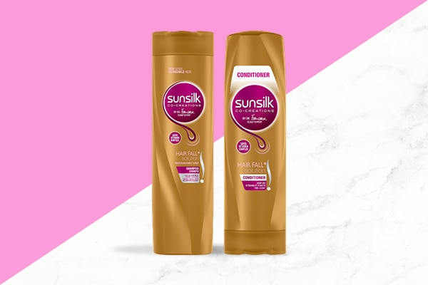 Sunsilk Hairfall Solution for hairfall cleansers for your summer hair