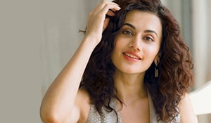 Actor Taapsee Pannu on #LetsBreakTheRulesofBeauty, and embracing her wild, curly hair