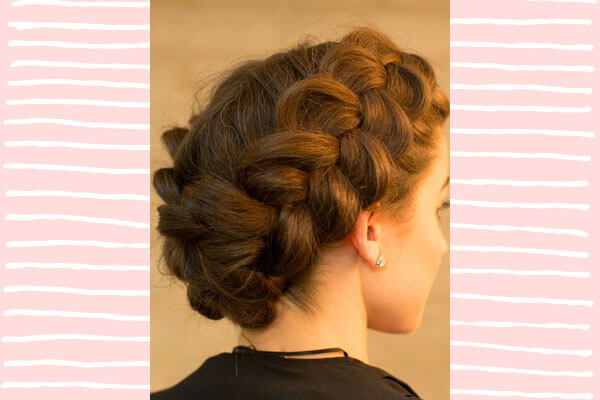 6 Crown Braid Hairstyles