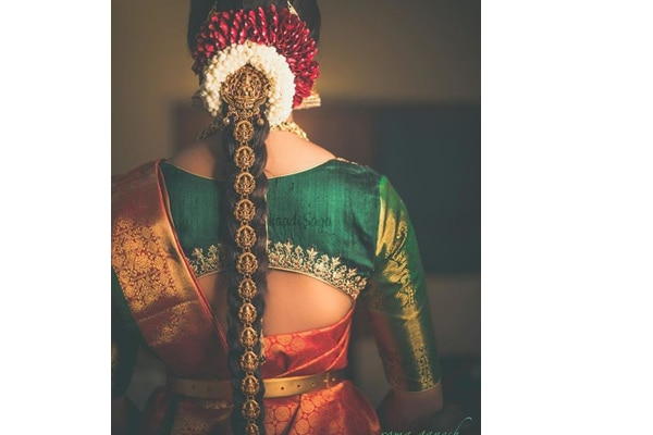 15 Best Bridal Juda Hairstyles For All Hair Types | Be Beautiful India