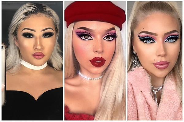 The Bratz makeup challenge is all over Instagram. Are you game?