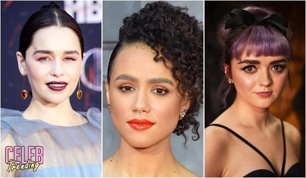 THE GAME OF THRONES PREMIER LAST NIGHT BROUGHT US SOME 'BLOODY' AWESOME BEAUTY LOOKS…