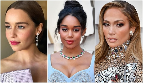 The best beauty looks from the red carpet—Oscar night 2019