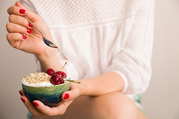 Oats, the cereal to help you look your best