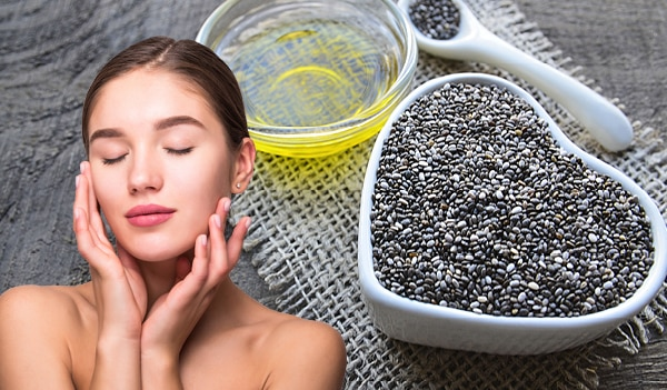 Here's why you need to add chia seed oil to your skincare routine