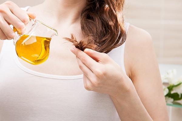 Moisturises your hair