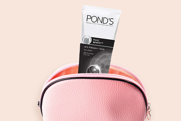 Pond's Pure White Face Wash