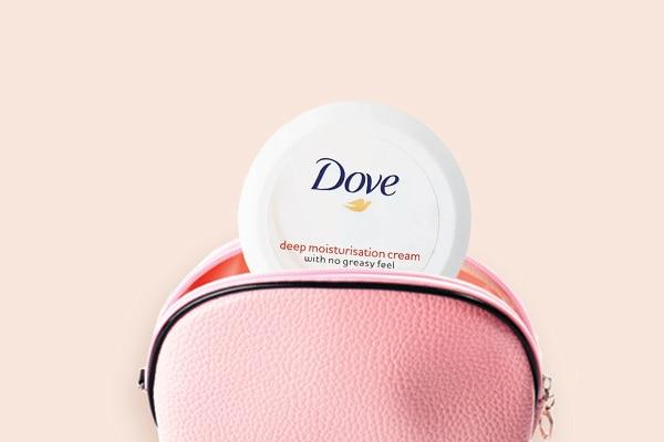 Dove Body Cream