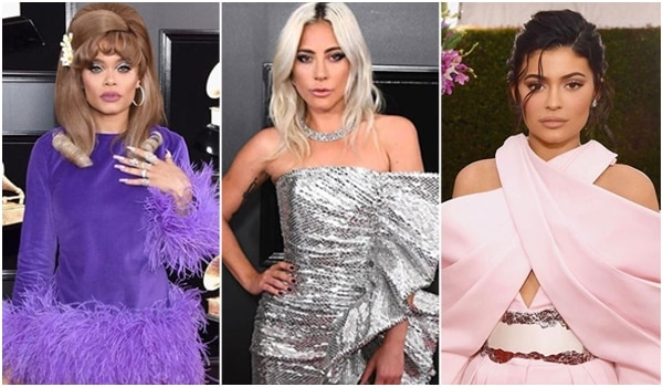The show-stopping beauty looks from the 2019 Grammy Awards