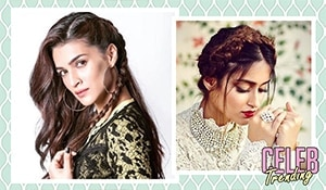 The trendsetters of B-town show you how to rock braids with aplomb