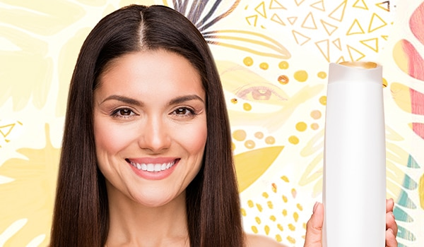 The truth about silicones in hair care