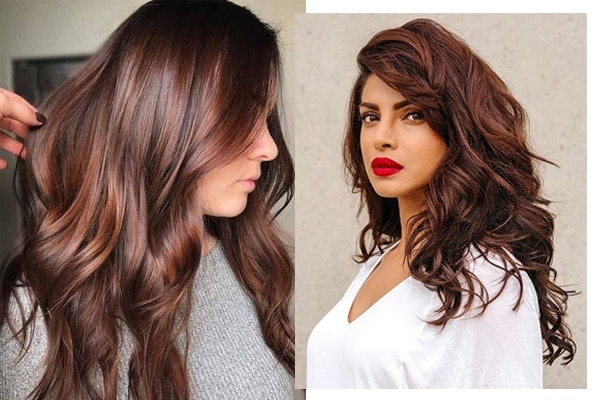 Perfect Brown Hair Colour For Your Skin Tone