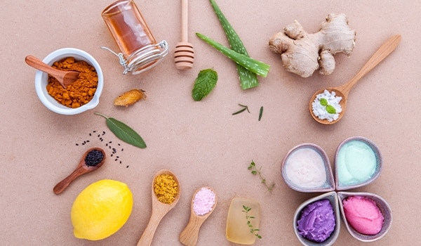 These homemade beauty tips are your gateway to flawless skin