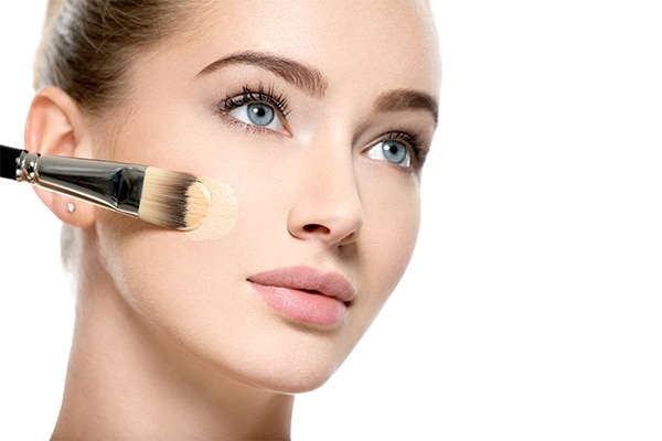Using the wrong foundation