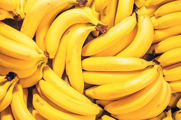 Bananas for a DIY facial