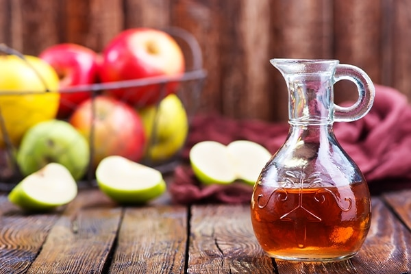 Apple cider vinegar for breakouts