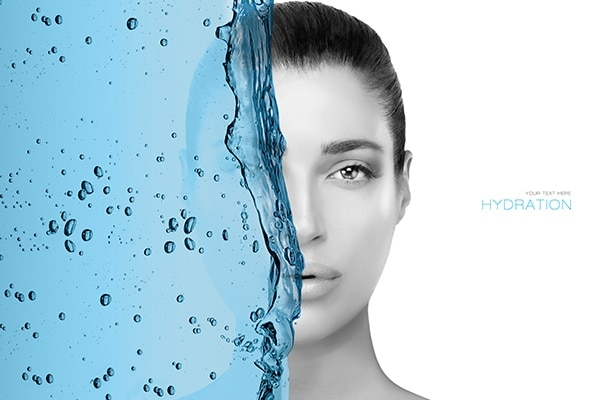 Tips For Healthy Skin: Hydrate Your Body