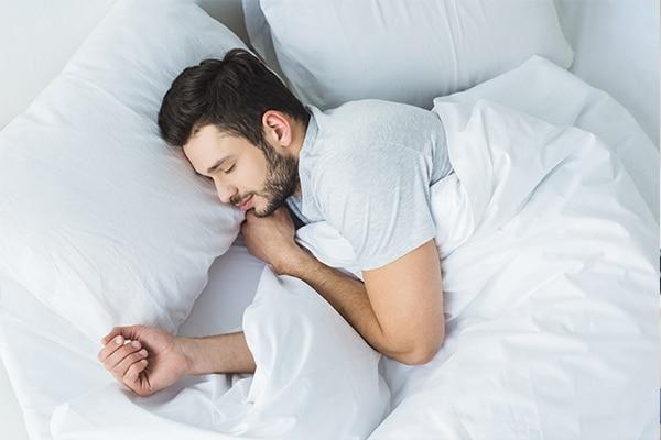 Tips for healthy skin: Take Enough Sleep