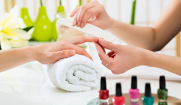 We bet these thoughts cross your mind while at a nail salon