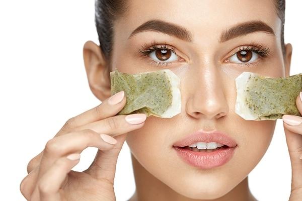 A green tea facial to your rescue