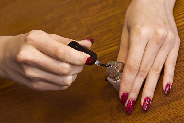 Preserve your nail art