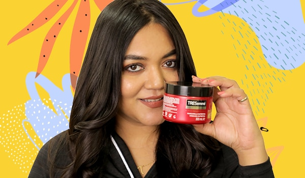 BB tried and tested: I tried Tresemme's Keratin Deep Smoothing Hair Mask and here are my thoughts