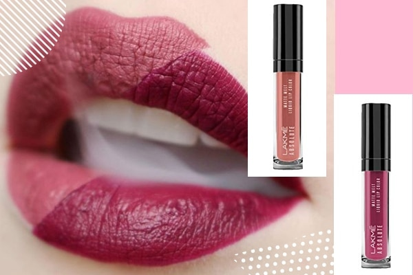 Double Up The Fun With Two Tone Lips