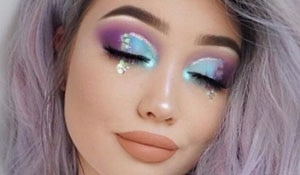 The Unicorn makeup trend and how to ace it
