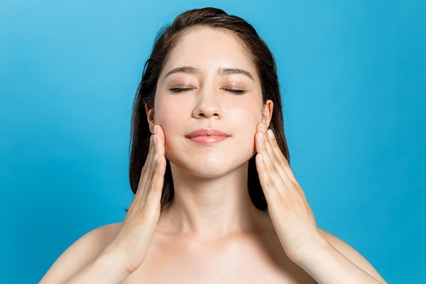 Massage your face