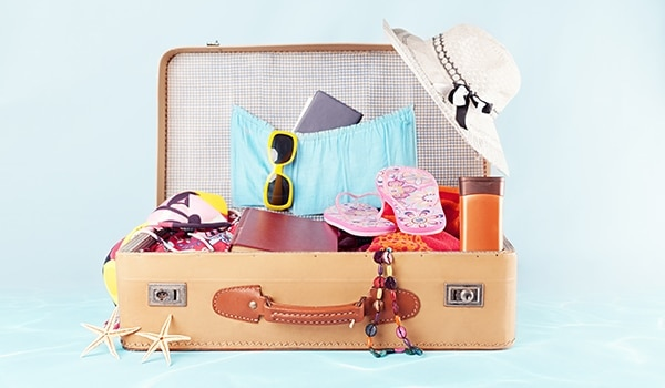 Vacay season is officially here, have you packed these beauty essentials?