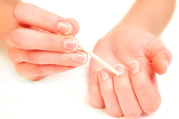 Soften your cuticles