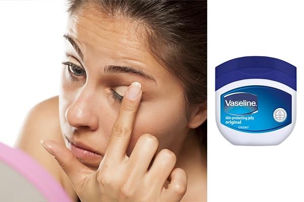 Apply some Vaseline