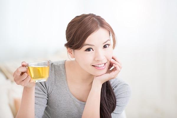 Green Tea Might Help