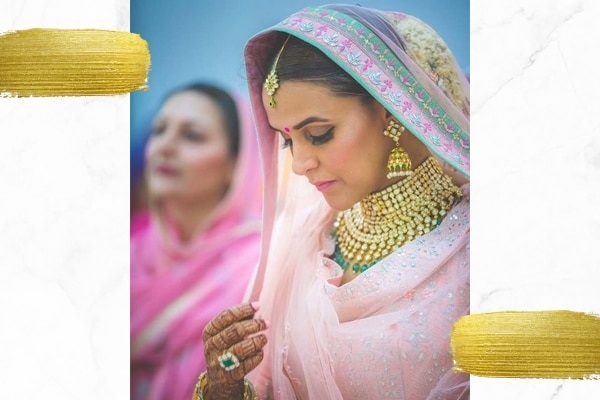 Neha Dhupia – traditional feels