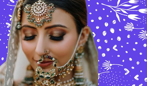 Wedding makeup ideas for every kind of bride