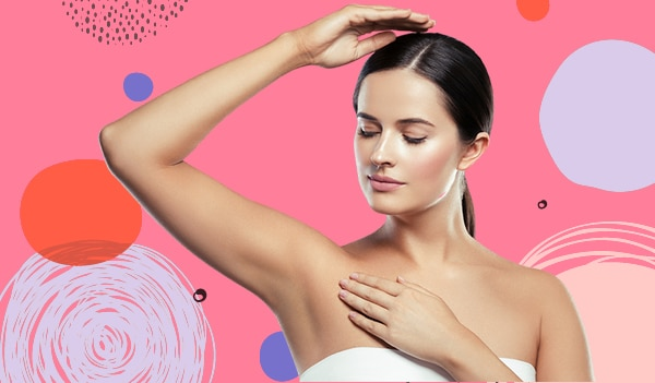 What are the causes of itchy underarms and how to treat it