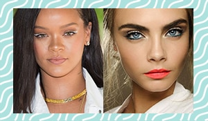 The white hot eyeliner trend you need to know about