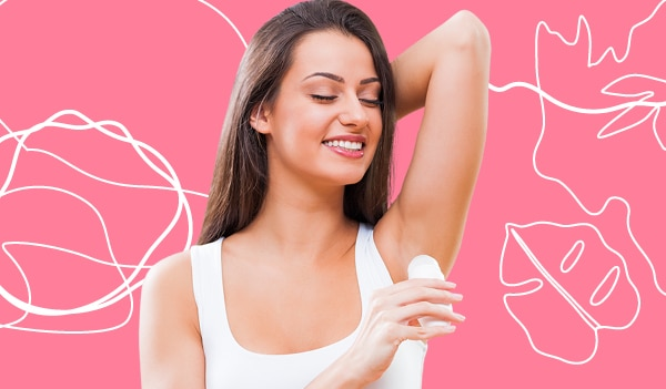 3 reasons why you should be applying your deodorant at night