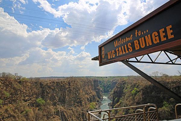 Zambia – Bungee Jumping