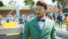 A gentleman's guide to wearing colour this summer