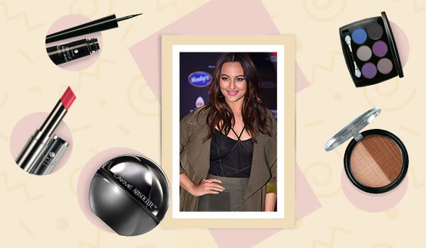 A STEPWISE GUIDE TO GET SONAKSHI SINHA'S MATTE MAKEUP LOOK