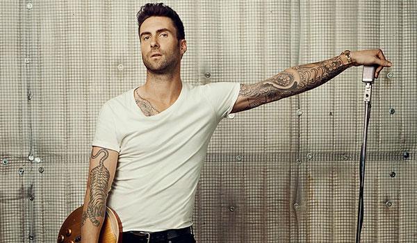 Adam Levine—Style evolution