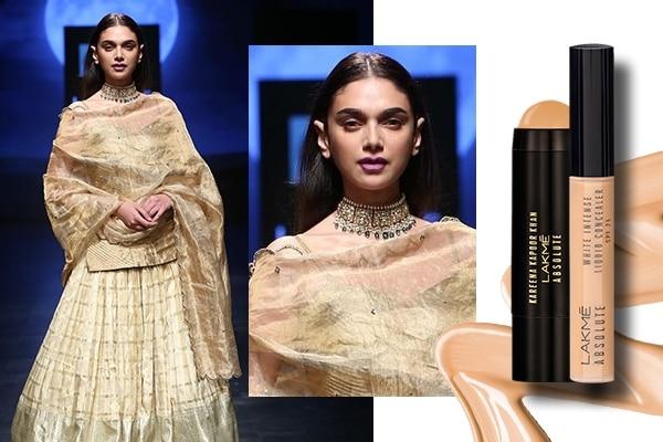 aditi rao look decoded lakme fashion week 19