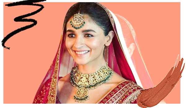 Loved this bridal makeup look on Alia Bhatt? Here's how you can recreate it!