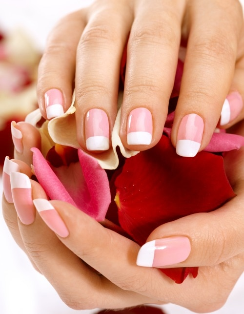 FIVE WAYS TO PLAY UP YOUR FRENCH MANI