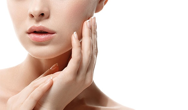 Morning and night-time skincare routines for sensitive skin